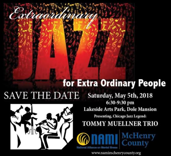 jazz music event poster